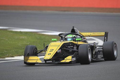Caio Collet é campeão entre novatos da Fórmula Renault Eurocup