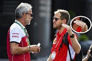 Sebastian Vettel immáron házas: ott a gyűrű!