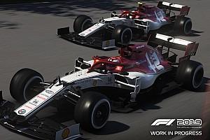 Technikai okai is vannak annak, hogy egyes F1-es versenyzők még nincsenek ott az online nagydíjakon