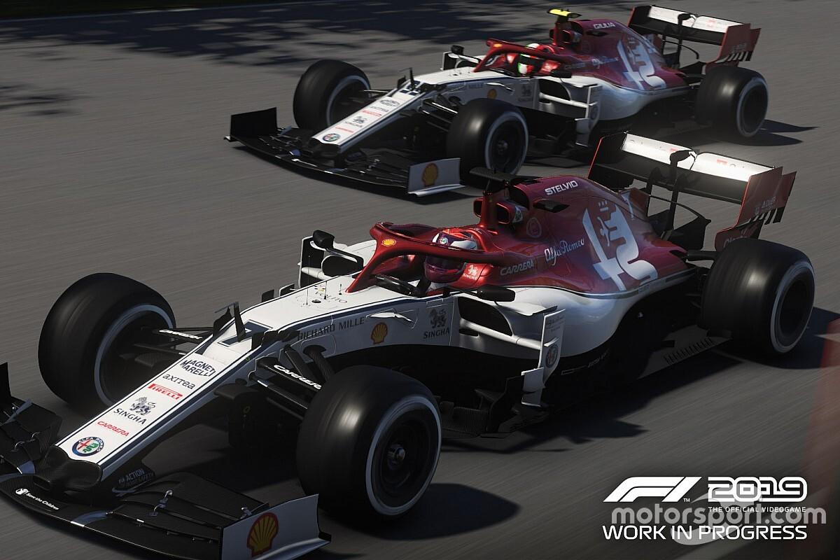 Ma újra F1-es Virtuális Nagydíj, előtte Európa Nagydíj (1999): M4 Sport