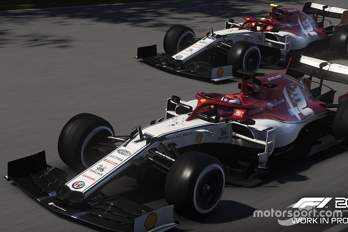 Voor het eerst transfers bij rivalen mogelijk in F1 2019 game