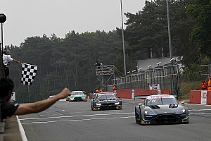 Aston stripped of Zolder manufacturers' points after breach