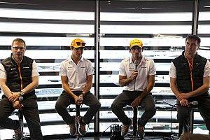 Renault'nun attığı adımlar McLaren'ı mutlu etti