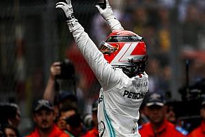 """F1モナコGP決勝:ハミルトン""""ニキ""""に捧げる勝利。ホンダPU車は4台入賞"""