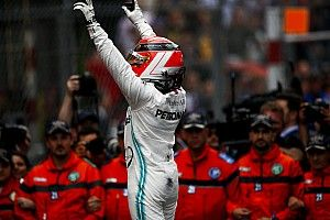 Fotogallery F1: Hamilton trionfa nel GP di Monaco nel segno di Lauda
