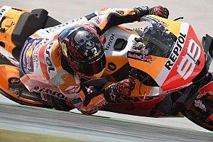 """Lorenzo: """"Honda tiene claro qué línea seguir en mi caso"""""""