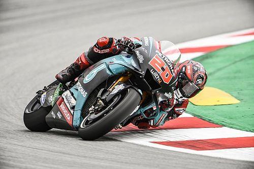 MotoGP: Quartararo mostra força e marca a pole em Barcelona