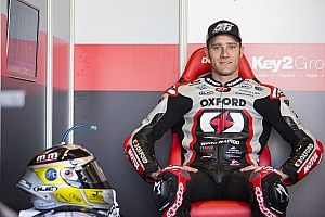 BSB racer Bridewell to replace injured Laverty