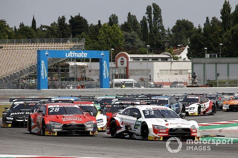 """Frijns: """"Start van de races in DTM dit jaar veel moeilijker"""""""