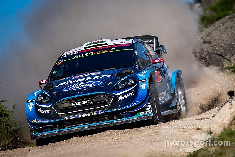 Evans forced to skip Rally Turkey with injury