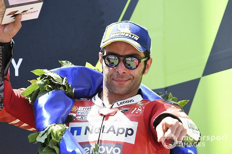 """Petrucci: """"Sachsenring pista non buona per Ducati, ma io punto al podio"""""""