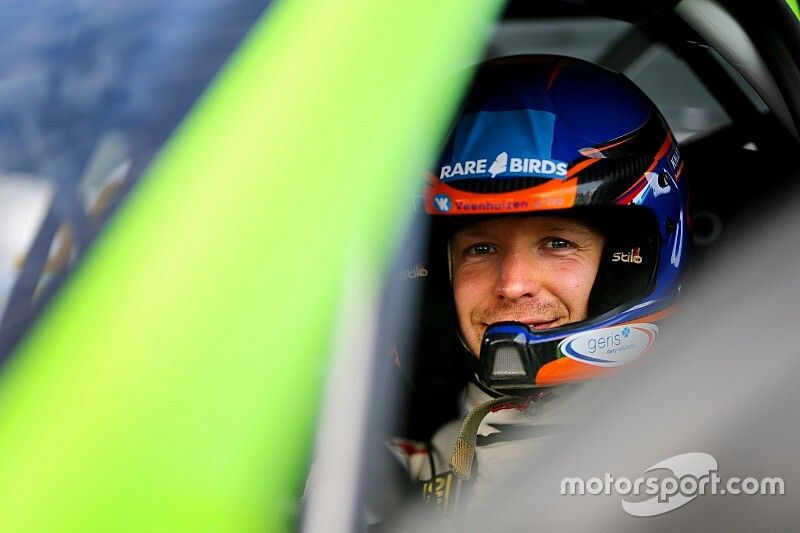 Abbring gets part programme in World RX with GC Kompetition