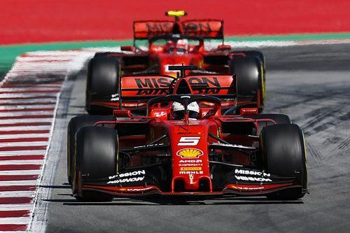 Ferrari acredita ter usado ordens de equipe no momento certo em Barcelona