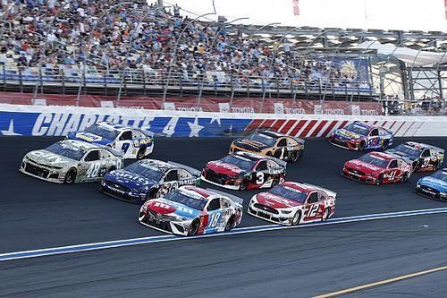 Szansa na majowe wyścigi NASCAR