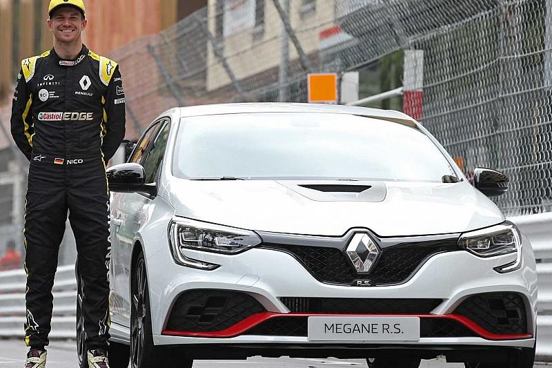 À la découverte de la Renault Mégane R.S. Trophy-R à Monaco