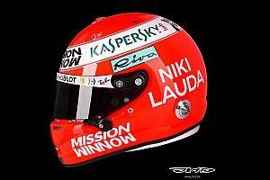 Fotogallery F1: ecco come team e piloti ricordano Niki Lauda nel GP di Monaco