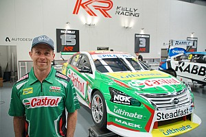 Wood to partner Kelly at Supercars enduros
