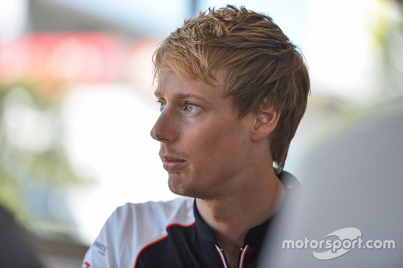 Hartley directly replaces Alonso in #8 Toyota line-up