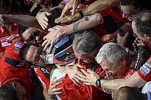 "Dall'Igna : Ducati ""ne peut pas demander plus à Petrucci"""