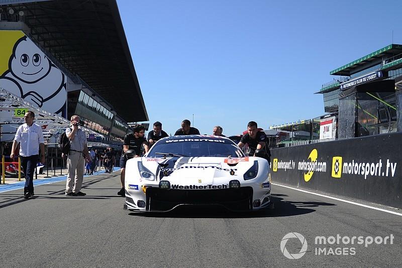 Vídeo: sigue en directo las verificaciones para las 24 horas de Le Mans
