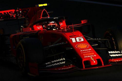 阿塞拜疆大奖赛FP3:莱克勒克高居榜首,法拉利扩大优势