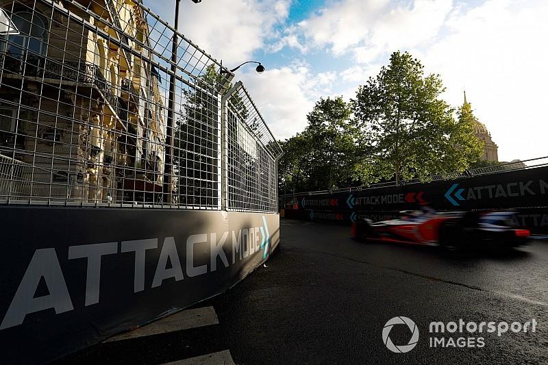 Верляйн завоевал поул на этапе Формулы Е в Париже