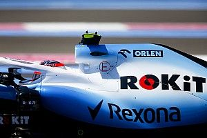 Williams F1 title sponsor deal extended through 2023