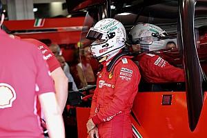 «Кризис Феттеля кажется бесконечным». В Италии назвали Леклера лидером Ferrari