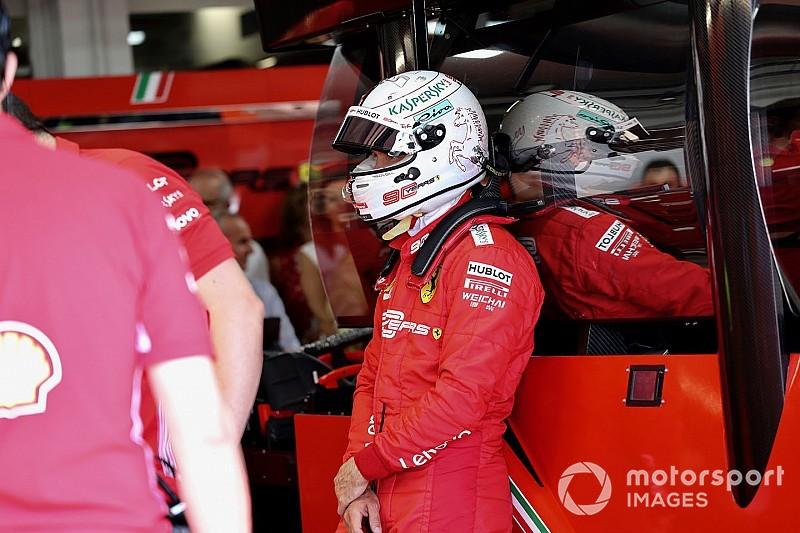 """Vettel: """"El podio de Leclerc es la única satisfacción"""""""