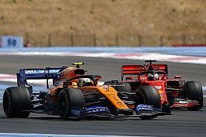 Ferrari accepterait l'idée de voitures clientes, pas McLaren