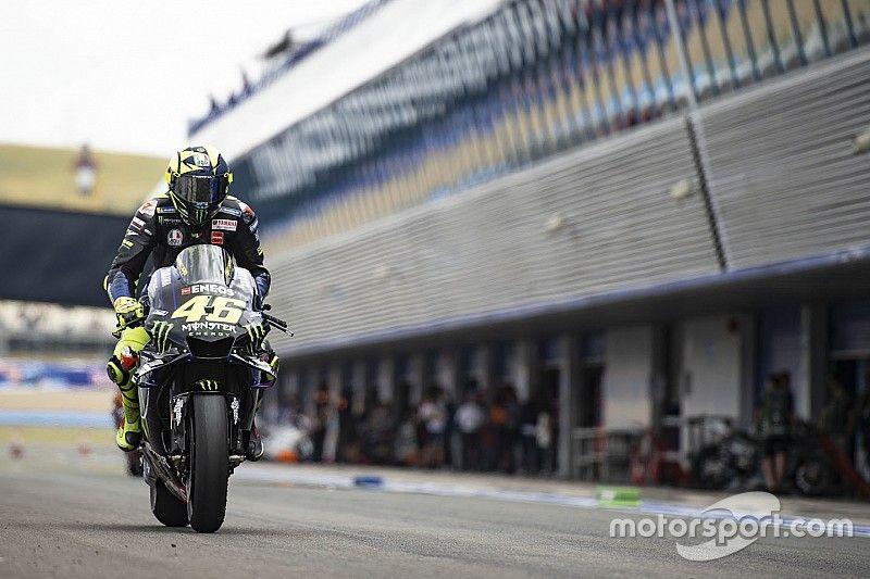 Yamaha vit son plus mauvais début de saison depuis l'arrivée de Rossi