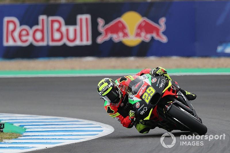 Andrea Iannone forfait pour le GP d'Espagne