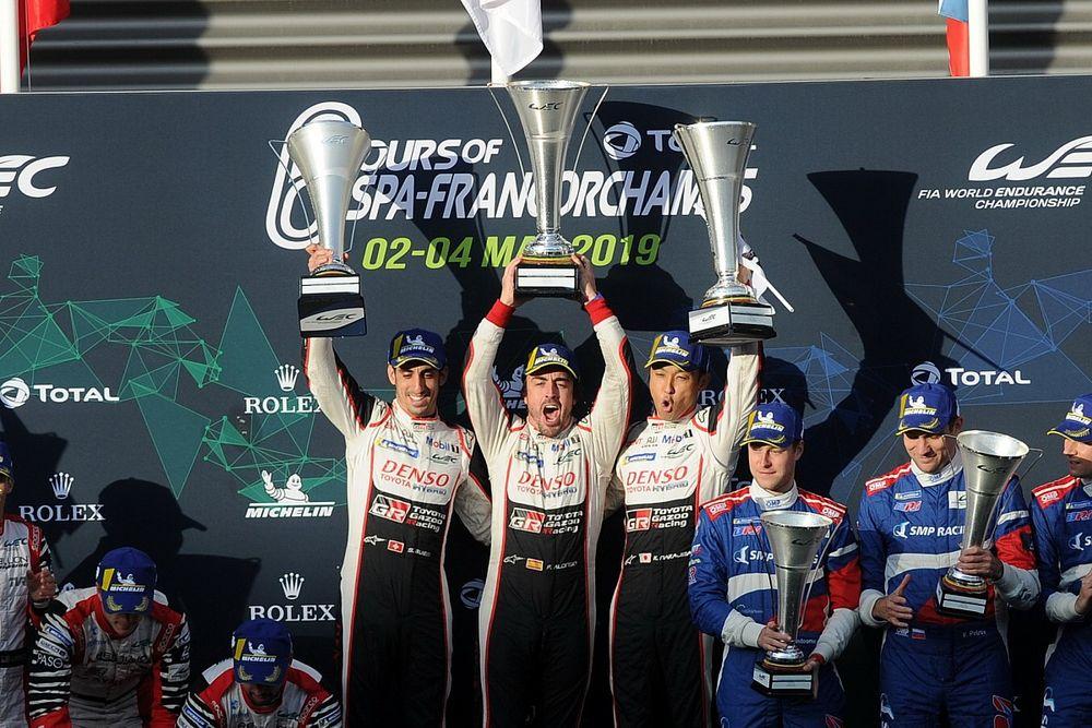 El segundo Mundial de equipos de Toyota: menos rivales, más presión