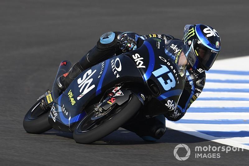 Lo Sky Racing Team VR46 di Moto3 arriva a Le Mans con l'obiettivo di crescere ancora