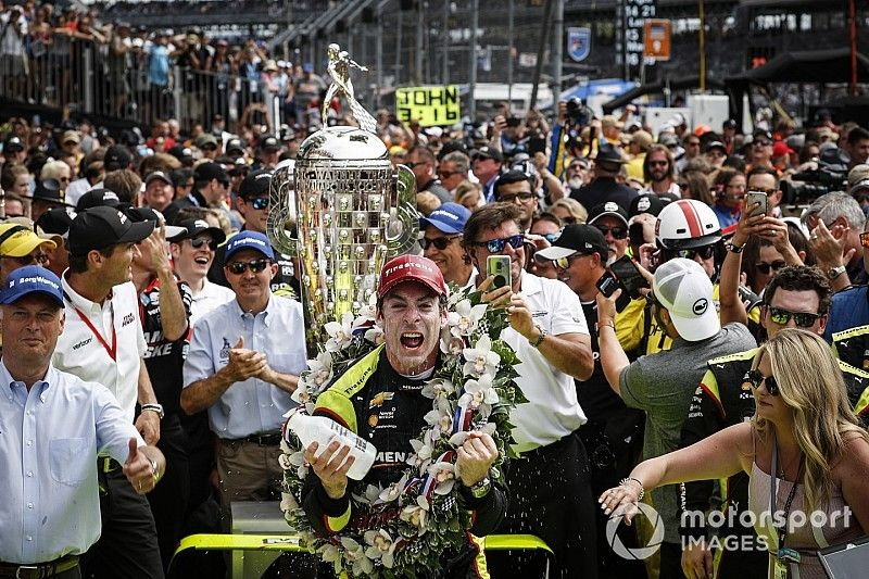 Indy 500: Simon Pagenaud bezwingt Alex Rossi im packenden Duell