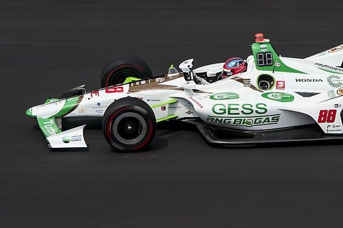 Texas IndyCar: Herta leads, Rossi and Dixon looking strong in FP2