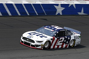Coke 600: Brad Keselowski wins hectic first stage