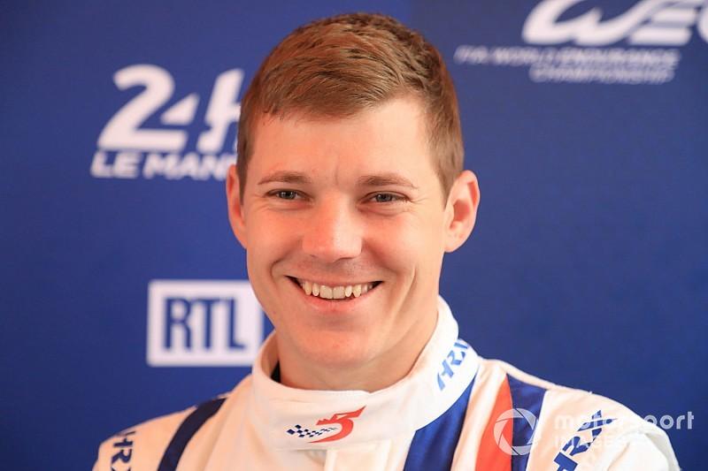 Hanley wywalczył pole position dla DragonSpeed
