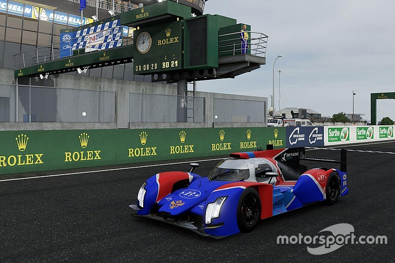 SMP Racing disputará Super Final da Le Mans eSports Series
