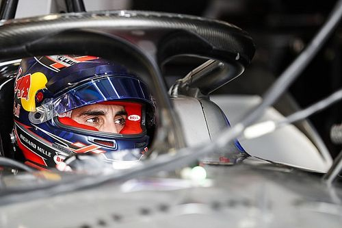 """Buemi """"sad"""" about two-year win drought in FE"""