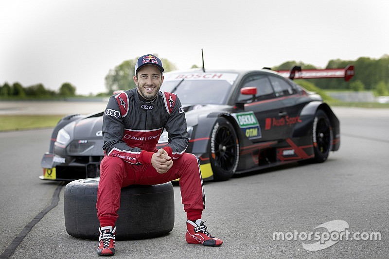 MotoGP star Dovizioso to make DTM debut with Audi