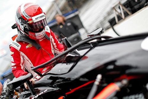 IndyCar brings forward cockpit protection debut
