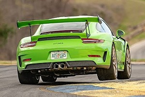 Porsche 911 GT3 RS tackles Road Atlanta in onboard video