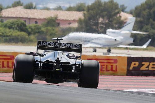Grosjean tendrá la actualización de suspensión de Haas