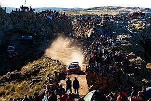 Le WRC annonce le report du Rallye d'Argentine
