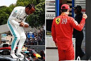 Фейл Ferrari и блеск Льюиса. Герои и неудачники квалификации в Монако