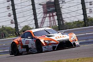 Suzuka Super GT: Nakajima/Sekiguchi lead Lexus 1-2-3