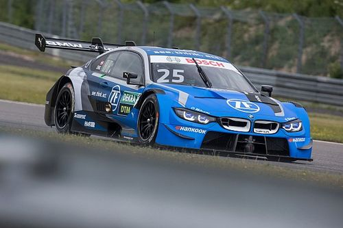 "BMW's Eng ""cannot imagine"" motorsport without DTM"