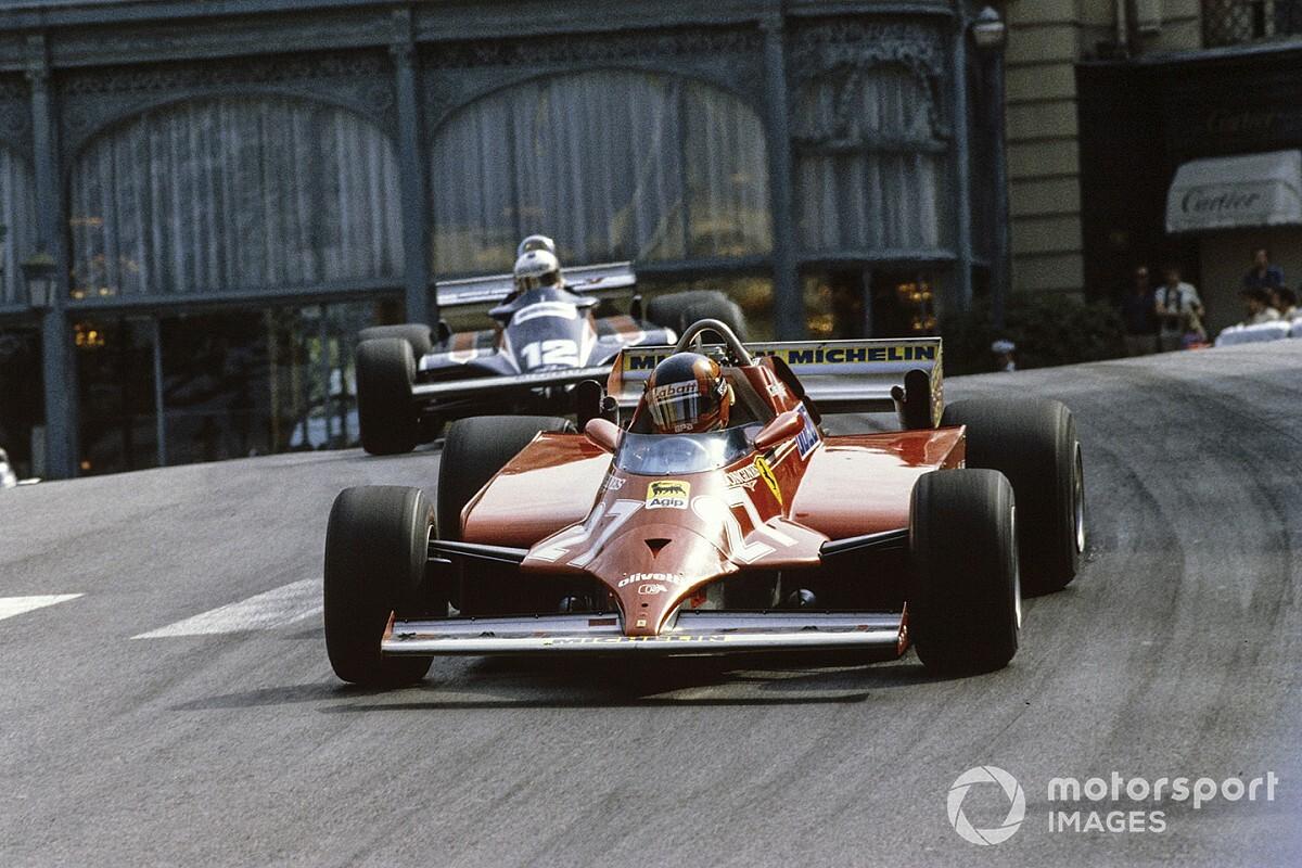 """Mansell : """"Je n'oublierai jamais"""" la mort de Villeneuve"""