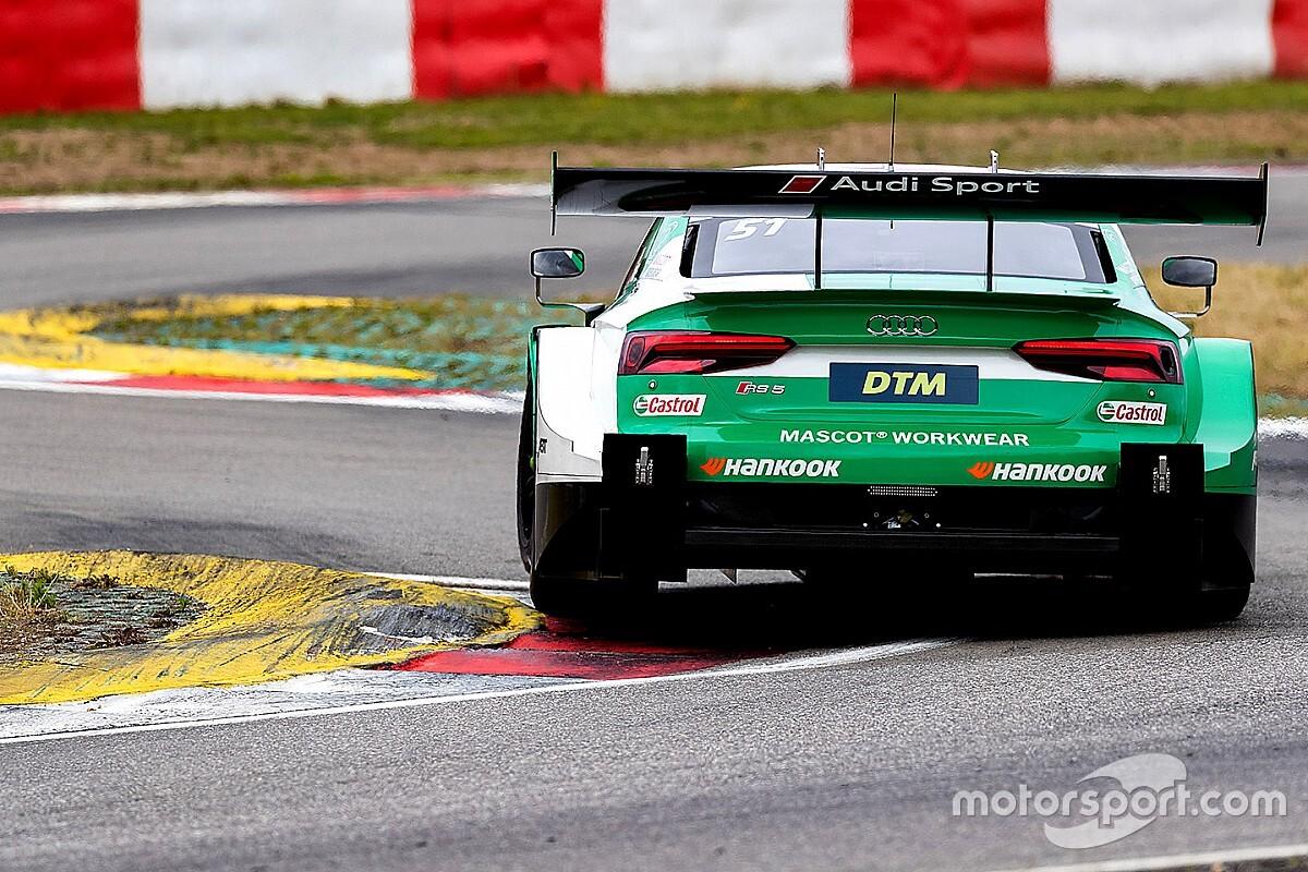 DTM, Test: Audi solida al Nurburgring, se ne andrà a testa alta?